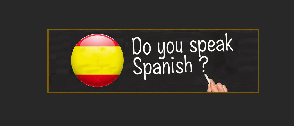 Do you study spanish or do you speak spanish?